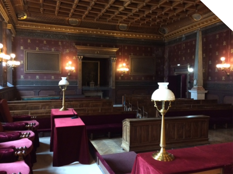 Grand\'Chambre de la cour d\'appel   Ensemble Baroque de Toulouse