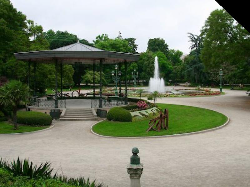 Jardins du Grand Rond - Kiosque | Ensemble Baroque de Toulouse